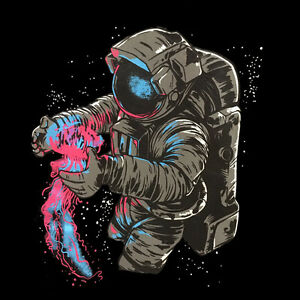Outer Space T Shirt Designs
