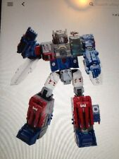 NEW Transformers Generations Titans Return Class Fortress Maximus Action Figure
