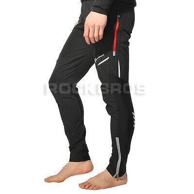 ROCKBROS Cycling Pants Bike Tights Long Sport Pants Casual Trousers Black S-4XL