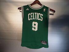 Youth Boston Celtics Rajon Rondo adidas Kelly Green Swingman ... 3044bbef6