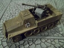 ROCO HO-1/87 SWS Armored Halftrack, w/37mm. AAG. Great Deal!!!
