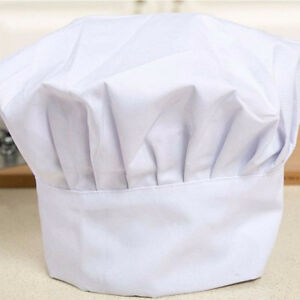 Colors Adjustable Baker Kitchen Cook Men Comfortable Hat Catering Cap Chef