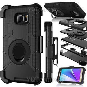 Чехол Samsung Galaxy On5 SM-G550F SkinBox Crystal 4People Transparent T-S-SG550F-007