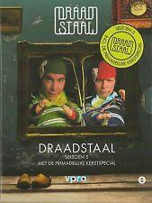 Draadstaal - Seizoen 5   dvd  Jeroen van Koningsbrugge en Dennis van de Ven