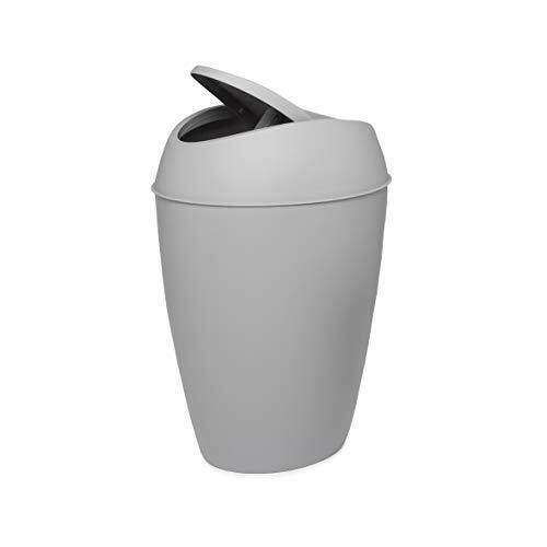 Trash Small Garbage Bathroom Bin Toilet