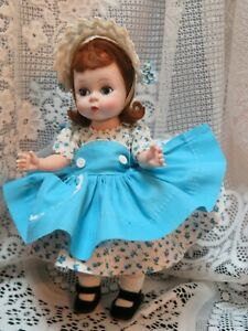 Alexander-kins-Doll-and-Outfit-Tagged-Dozens-of-Blossoms