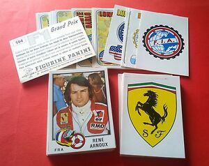 PANINI-F-1-GRAND-PRIX-1980-choose-your-stickers-1-144-NEW-WITH-BACK-MAX