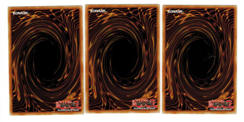 édition Yugioh maximum crisis 3 x Coccinelle Signal MACR-de060 Common 1