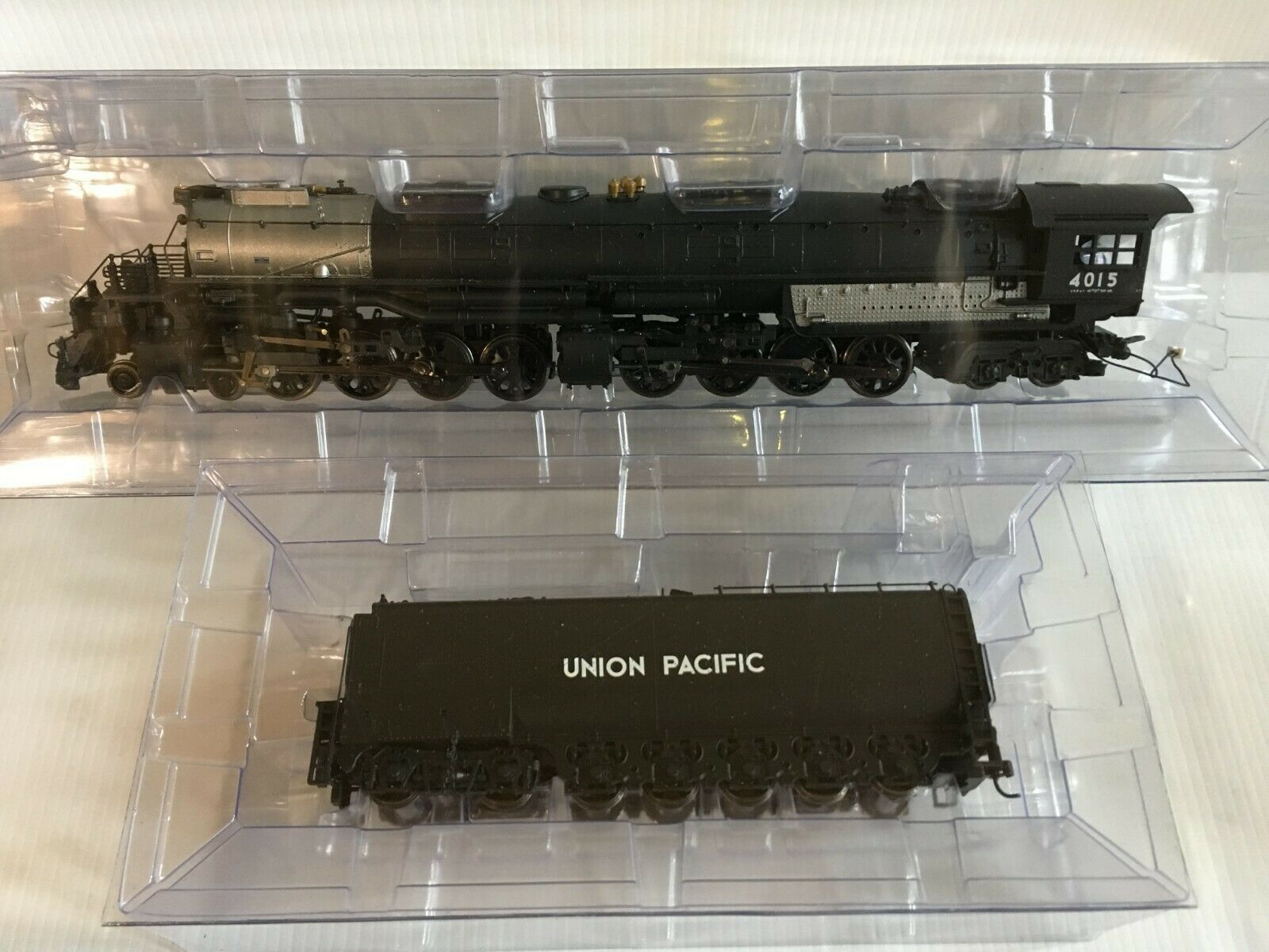 Hornby Rivarossi Hrs 2470 Union Pacific Big Boy 4 8 8 4 H0 Factory DCC Sonido