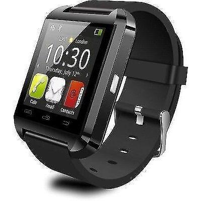 U8 Bluetooth Smart Notification Wrist Watch Smart Phone with Touch Screen
