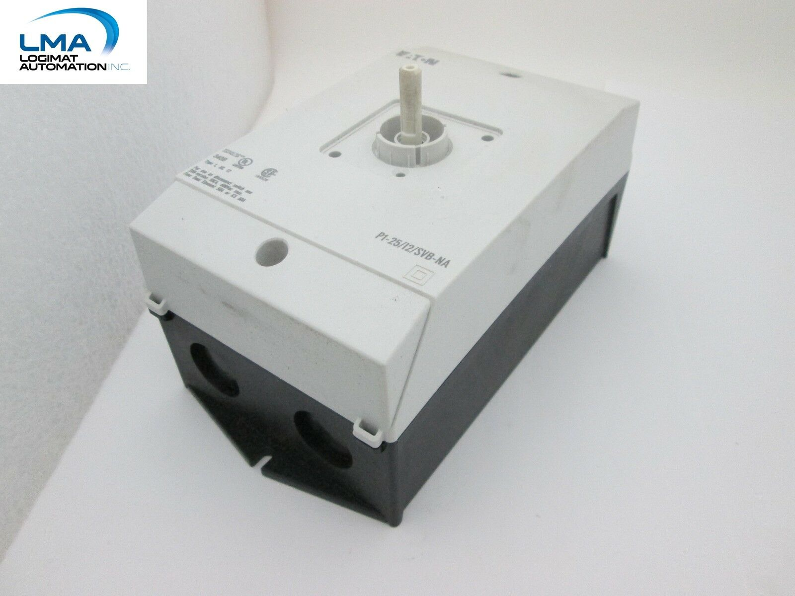 EATON MOELLER P1-25 I2 SVB-NA MOTOR CONTROL MAIN DISCONNECT SWITCH  NEW