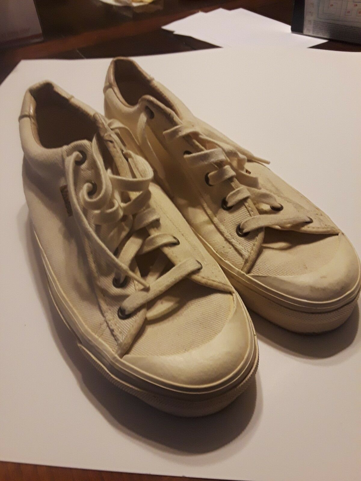 09d44a83fbfb7 RARE vintage vans size 9 made USA nphepf2190-Athletic Shoes - boots ...