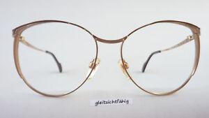 Brillen M Brillenfassung Brille Damen Gestell Vintage Extragroß Von Metzler 70er Gr