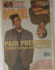 NME 28.Aug 1993 Carter USM Rage Against The Machine