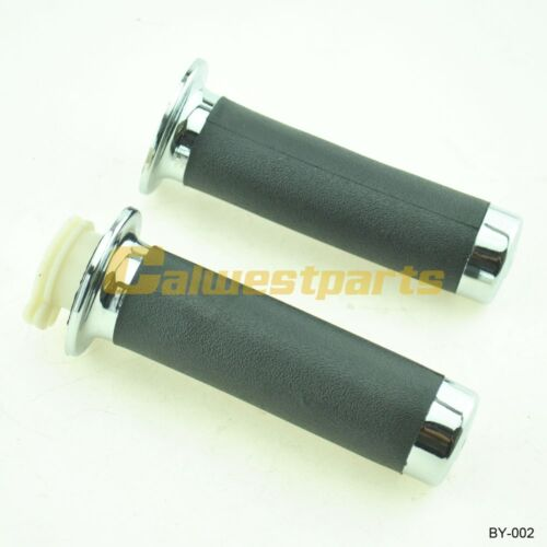 New Handlebar Throttle Grips for 49cc 66cc 80cc Motorized Bicycle
