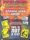 Atomic War Bride This Is Not a Test 0014381117820 DVD Region 1