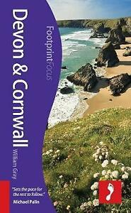 Devon-amp-Cornwall-Footprint-Focus-Guide-includes-Isles-of-Scilly-William-Gray