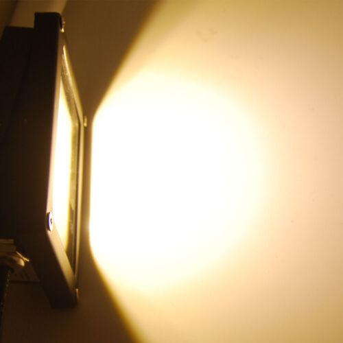 10W 20W LED Flood Light Security Lights Floodlight Outdoor Garden Wall Wash IP65