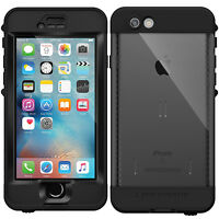NEW 100%Authentic LifeProof Nuud Series Waterproof Case for iPhone 6s ONLY Black