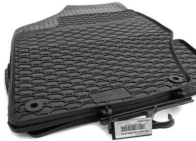 Gummimatten für Peugeot 308 2007-2014 Gummi Fußmatten TPE 4teilig Passform Quali