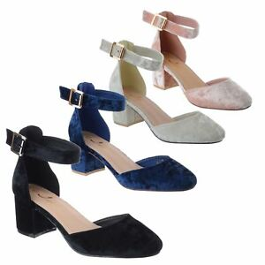 Court Shoe With Ankle Strap Uk