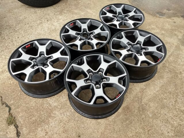 Jeep Jl Moab Wheels For Sale
