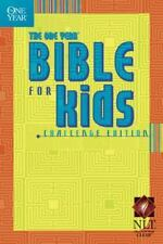 The One Year Bible for Kids (2004, Paperback)