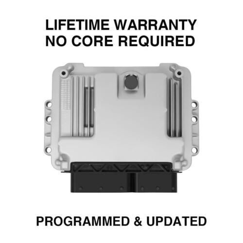 Engine Computer Programmed//Updated 2012 Ford Focus CM5A-12A650-LH DDU7 2.0L PCM