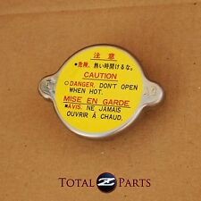Datsun 240z 260z 280z Radiator Cap, 1970-1976, Yellow *NEW Old Stock*