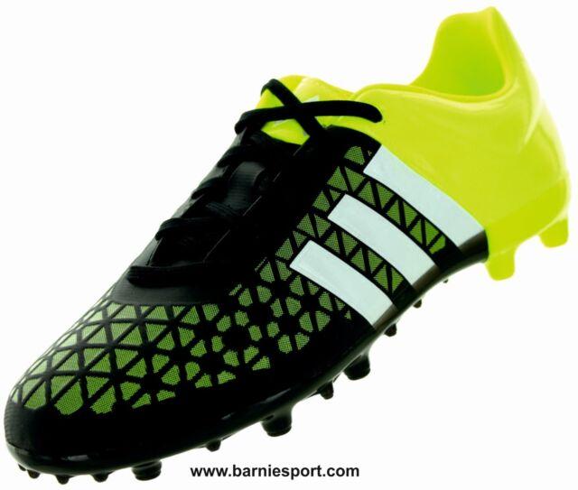 865dfe0f7650 adidas Boys Ace 15.3 Fg/ag Junior Football BOOTS Soccer Training ...