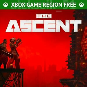 The Ascent Xbox One and Xbox Series X/S Gift Code Global Worldwide Key