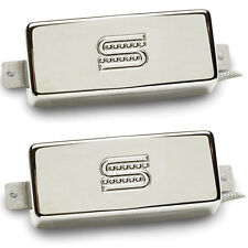 Seymour Duncan SM-1 neck / SM-3 bridge Mini Humbucker set NEW free US shipping