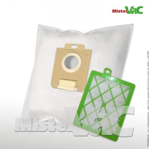 Filter geeignet AEG VX8 1 FFP  UltraSilencer 30 x Staubsaugerbeutel