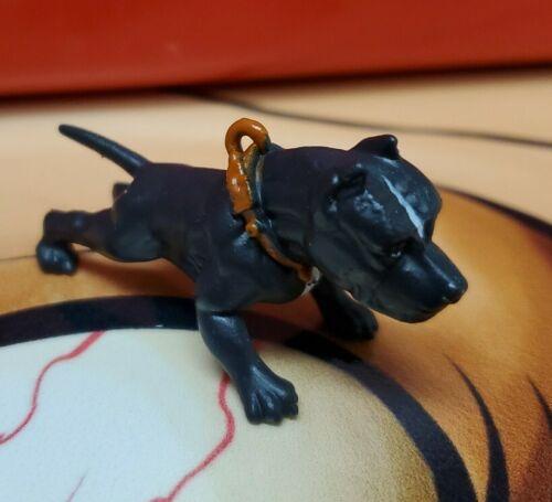 Lil Homies Hood Hounds Black Pit Bull Terrier Dog