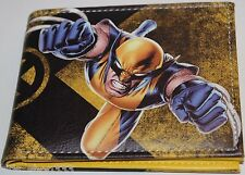 WOLVERINE ATTACK! bi fold wallet X-Men deadpool Marvel Comics US Seller avengers