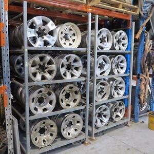 Details about Nissan Patrol GQ GU S/H Alloy / Steel Wheels / Rims 15