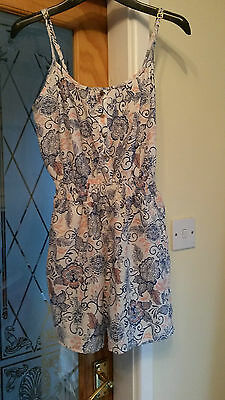Jumpsuits & Rompers Floral Playsuit Size 8 By Blue Ink