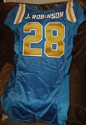 new concept 2a519 ff0aa RARE Jackie Robinson jersey! UCLA Bruins large 48 NEW team issued NCAA  throwback | eBay