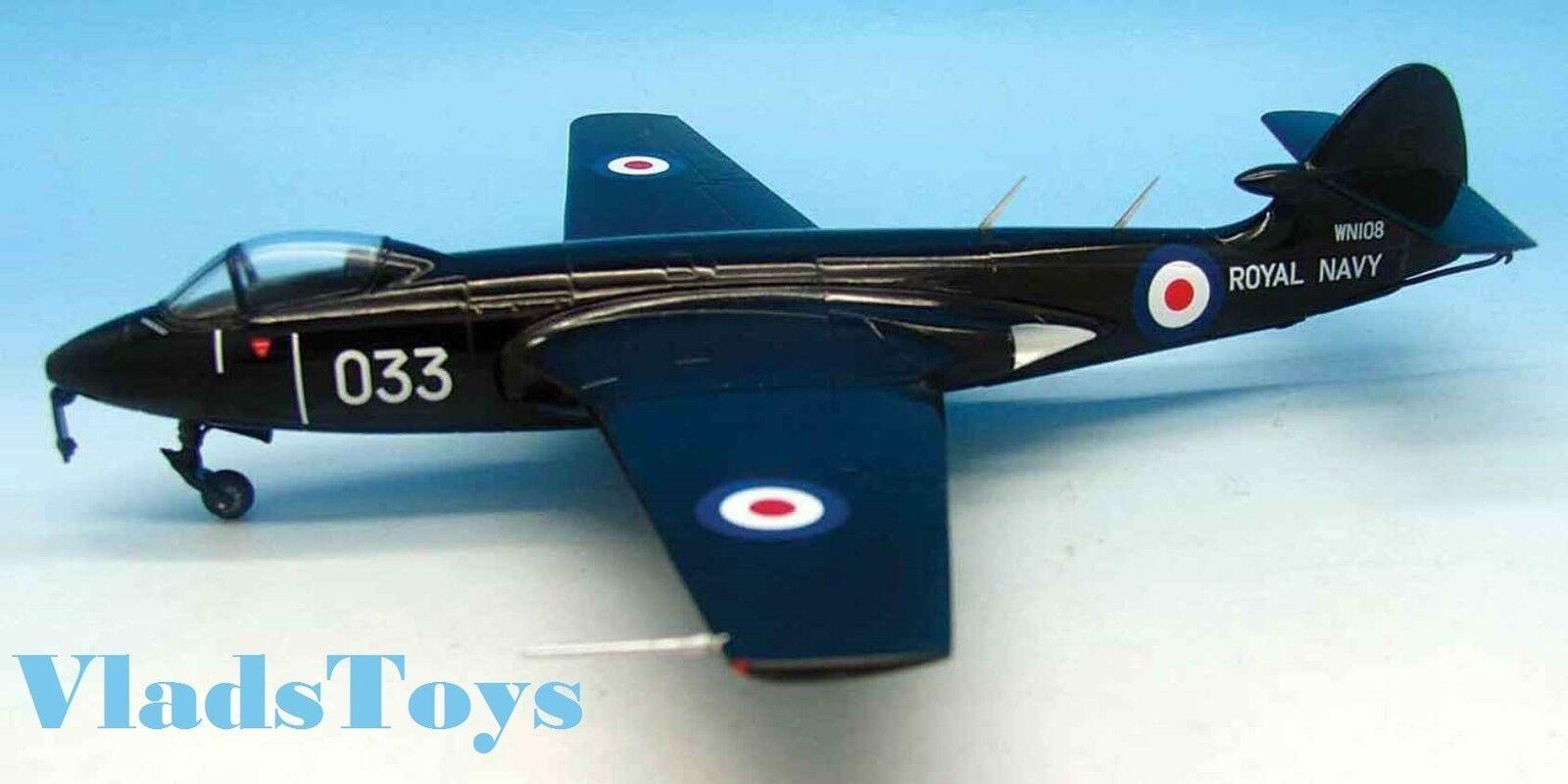 Aviation72 1 72 Hawker Sea Hawk Fga.mk 6 Rnfaa Wn108 Radar Testtarget Av72-23003