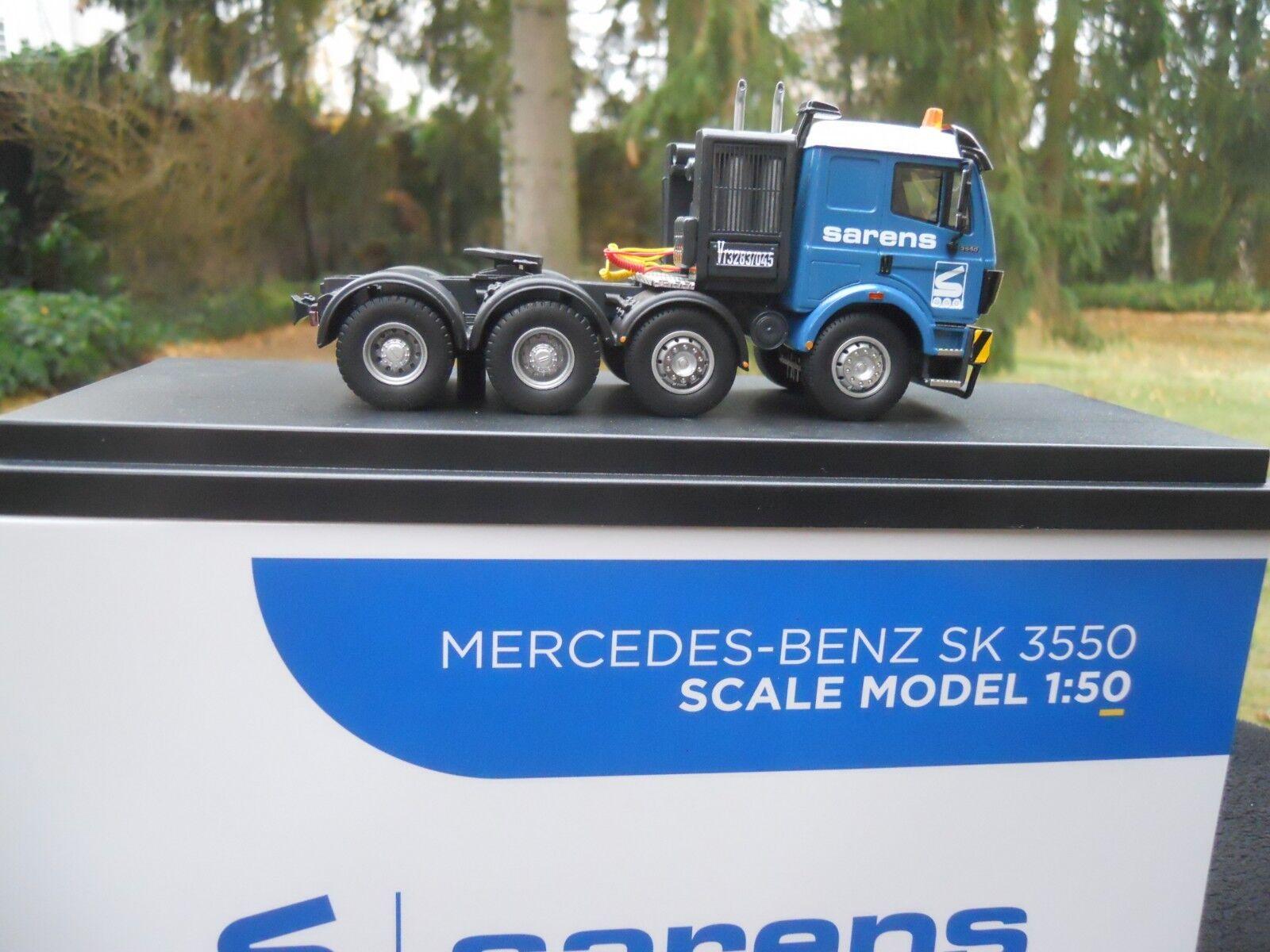 IMC MODELS  20-1044 MB SK 3550 TRACTEUR SOLO SOLO SOLO 8X4    SARENS    MINT IN BOX f0f88b
