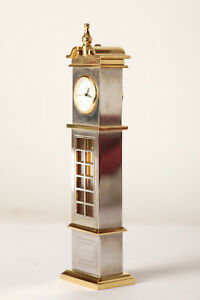 delcona-Color-Dorado-Mini-Soporte-RELOJ-Te-Time-ca-14-cm-65822