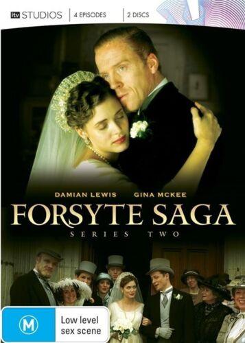 1 of 1 - The Forsyte Saga : Series / Season 2 DVD R4