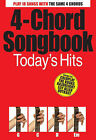 4-Chord Songbook: Today's Hits by Omnibus Press (Paperback, 2006)