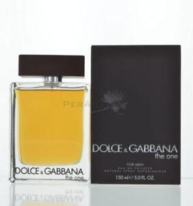 326b194098c3d The One By Dolce and Gabbana Eau De Toilette For Men 3.3 OZ NEW