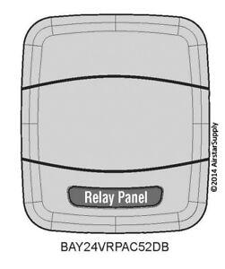 American Standard Trane Bay24vrpac52dba 24v Relay Panel