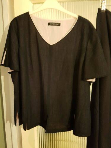 Vert 16 20 Top Jacques Vgc Navy Skirt Outfit Pink Rq6w6dO