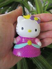 2 3/4 Tall Hello Kitty Princess Figurine Nakajima USA Player Rare Sanrio SIL3474