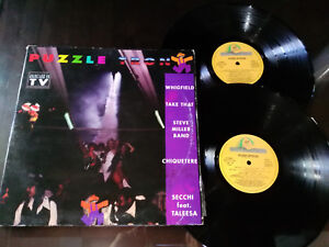 "Puzzletron MAX MIX Boy Records Spain Edition 1993 VG/VG LP 12 "" vinyl Vinyl"