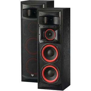 Cerwin Vega Xls 28 Dual 8inch Floor 3 Way Speaker