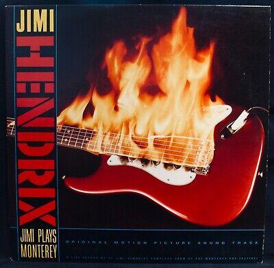 Jimi Hendrix - Jimi Hendrix Concerts ORIG 1982 REPRISE 1